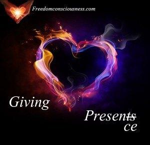 Giving Presence