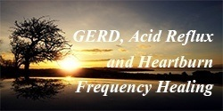 GERD, Acid Reflux, Heartburn Frequency Healing