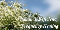 viamin a deficiency