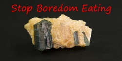 Stop Boredom Eating