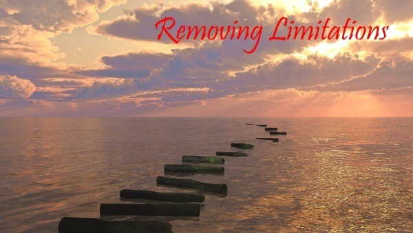 removing limitations