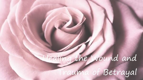 Healing Betrayal