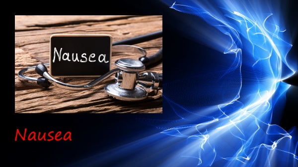 Nausea Frequency and Energetic Healing